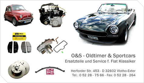 willkommen oldtimer sportcars ersatzteile service. Black Bedroom Furniture Sets. Home Design Ideas
